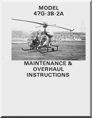 bell helicopter 47 g 2a g 2a1 maintenance overhaul manual 1963 rh aircraft reports com Agusta Aerospace Corp Agusta 109 Grand