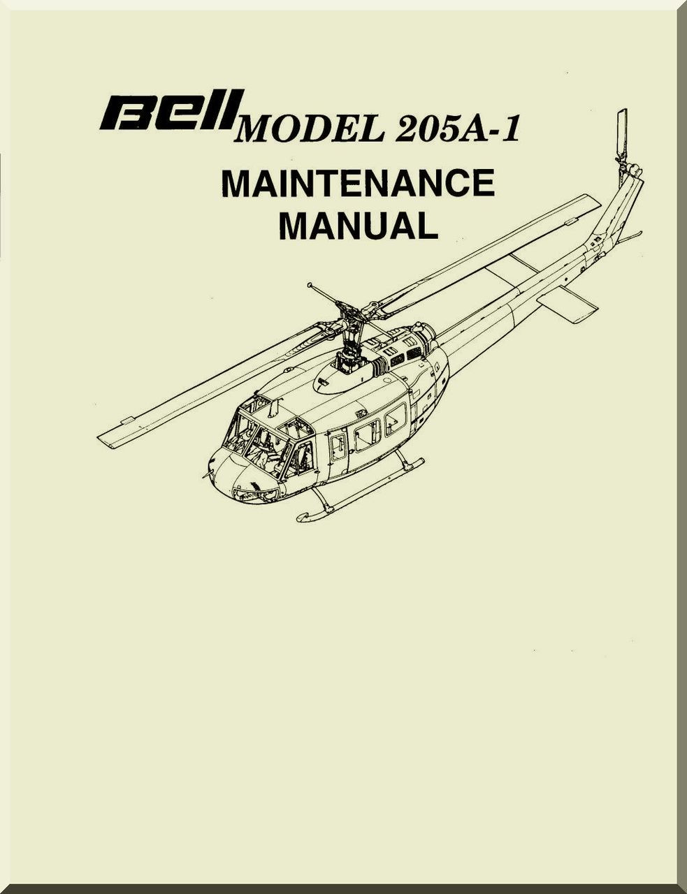 bell helicopter 205 a 1 maintenance manual aircraft reports rh aircraft reports com Bell Agusta Aerospace Company Augusta Bell 206