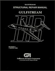 Gulfstream II B  Aircraft Structural Repair  Manual