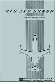 HFB 320 Hansa Jet  Aircraft Flight Manual