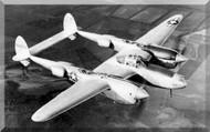 "Lockheed P38 P-38 "" Lighting "" Aircraft Manuals Bundle DVD"