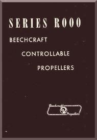 Beechcraft R 000 Propeller Instruction Manual