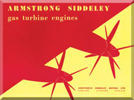 Armstrong Siddeley Engine Technical Brochure Manual