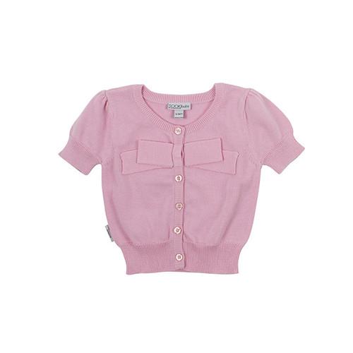 Little Lady Pink Cardigan
