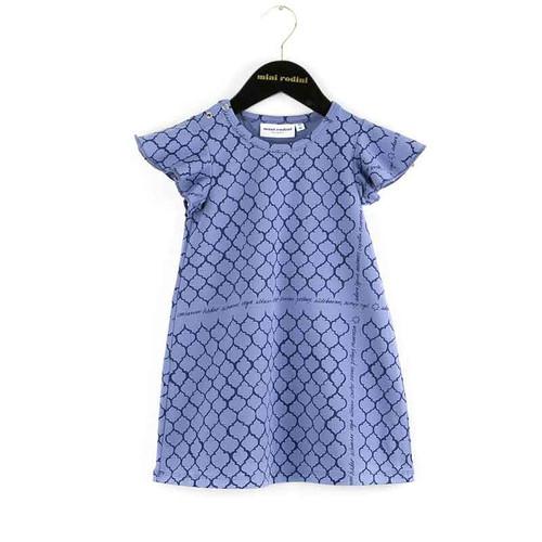 Stars Blue Wing Dress