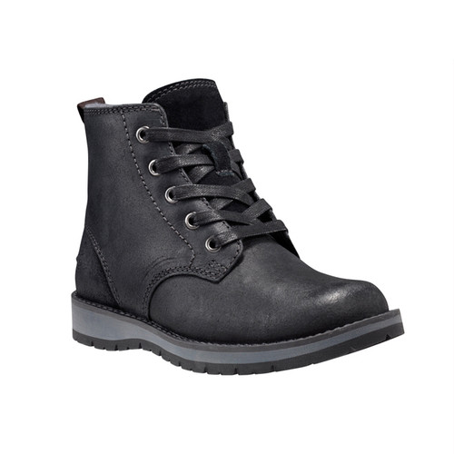 Kidder Hill Jet Black Boots