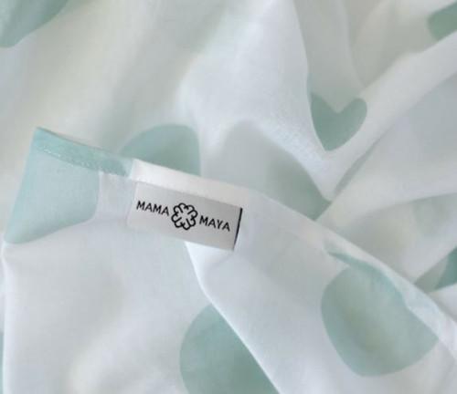 Mint Spot Wrap