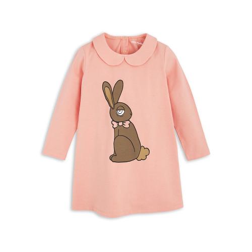 Rabbit Collared Dress