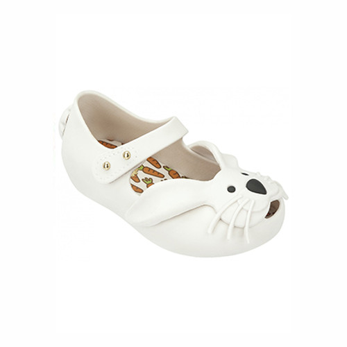 Ultragirl White Rabbit Shoes