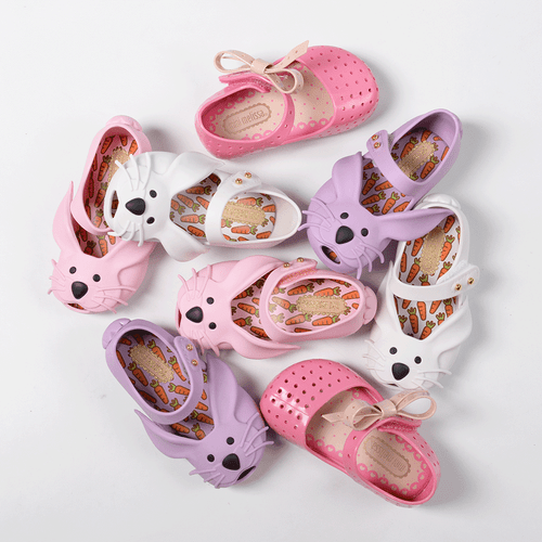Ultragirl Pink Rabbit Shoes