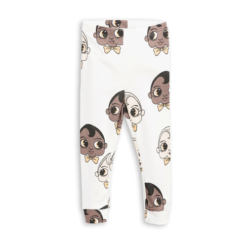 Babies Leggings White