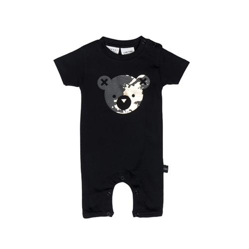 Splash Bear Short Romper