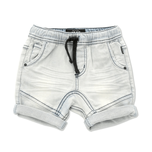 Drifter Jogger Shorts Light Blue