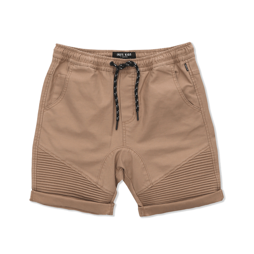 Stitch Beach Short Caramel