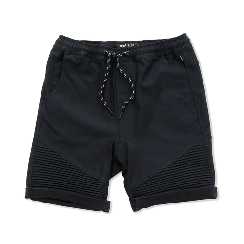 Stitch Beach Short Black