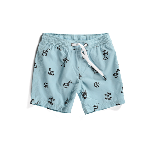 Summer Icons Board Shorts