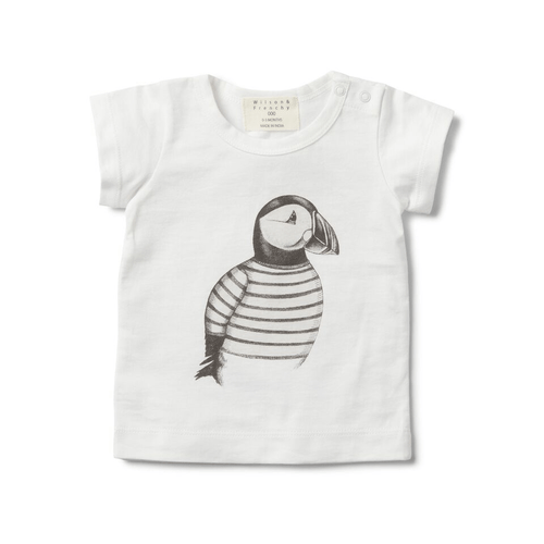 Little Puffin SS Tee