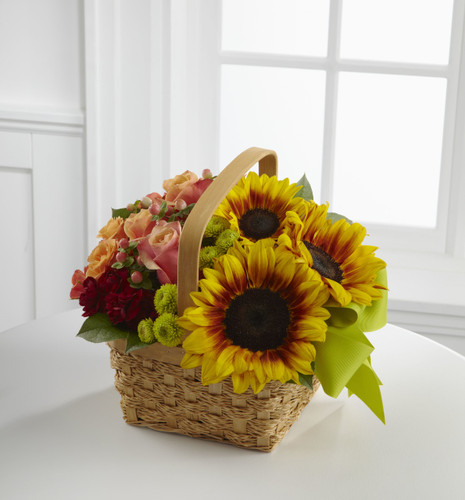 TheBright Day Basket