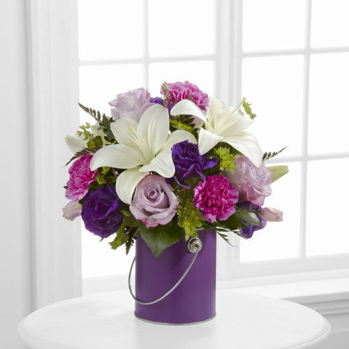 TheColor Your Day With Beauty Bouquet