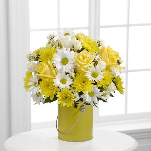 TheColor Your Day With Sunshine Bouquet