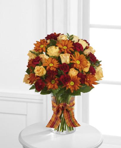 TheGolden Autumn Bouquet