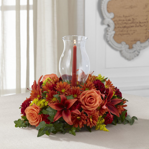 TheHeart of the Harvest Centerpiece