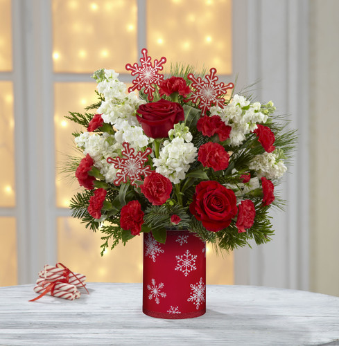 TheHoliday Delights Bouquet by Better Homes and Gardens