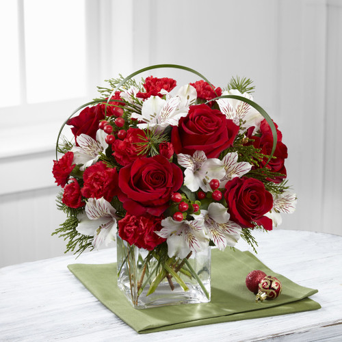 TheHoliday Hopes Bouquet by Better Homes and Gardens