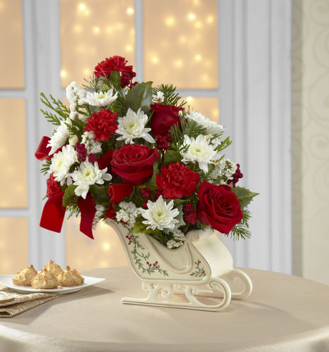 TheHoliday Traditions Bouquet