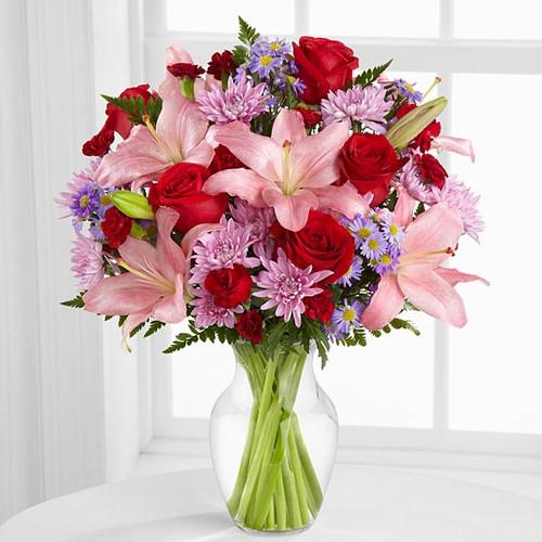 TheIrresistible Love Bouquet