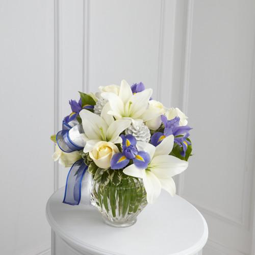 TheMiracles Light Hanukkah Bouquet