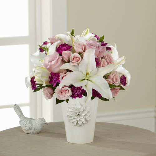 ThePerfect Day Bouquet for Kathy Ireland Home
