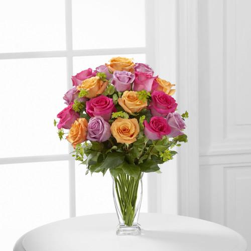 ThePure Enchantment Rose Bouquet