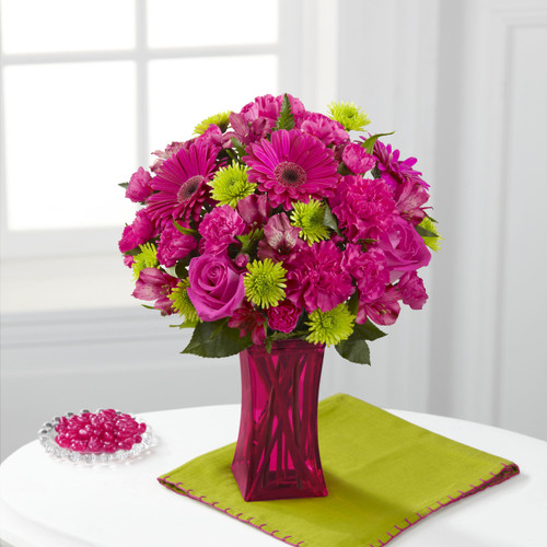 TheRaspberry Sensation Bouquet