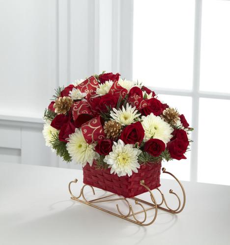 TheSeasons Sleigh Ride Bouquet