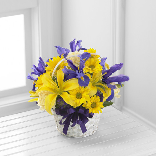 TheSpirit of Spring Basket