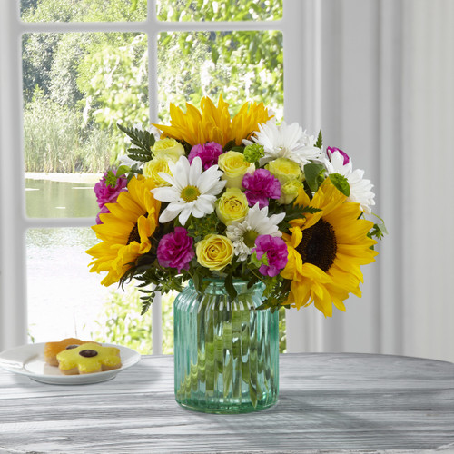 TheSunlit Meadows Bouquet by Better Homes and Gardens