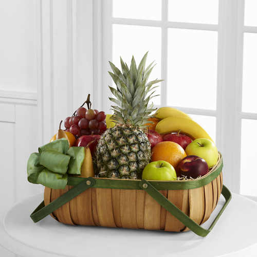 TheThoughtful Gesture Fruit Basket