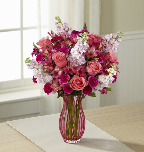 TheTimeless Elegance Bouquet