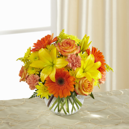 TheVibrant Views Bouquet