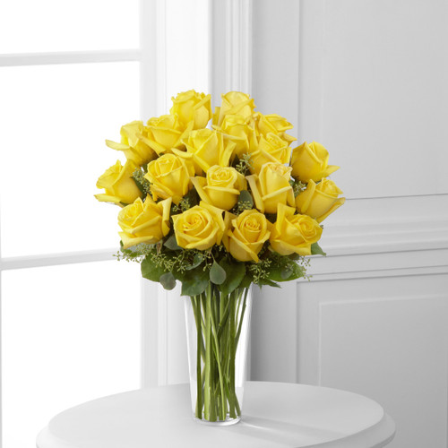 TheYellow Rose Bouquet