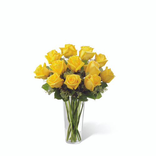 Dozen Yellow Roses