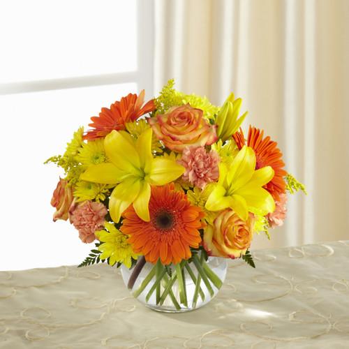 TheVibrant Views Bouquet