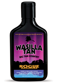Wasilla Tan Rogue Maximizer Lotion 9oz