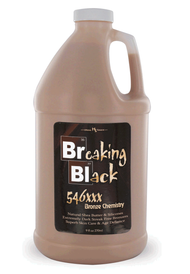 Breaking Black 546XXX Bronzer Tanning Lotion 64oz