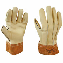 Ranch Hand Goatskin Work Gloves