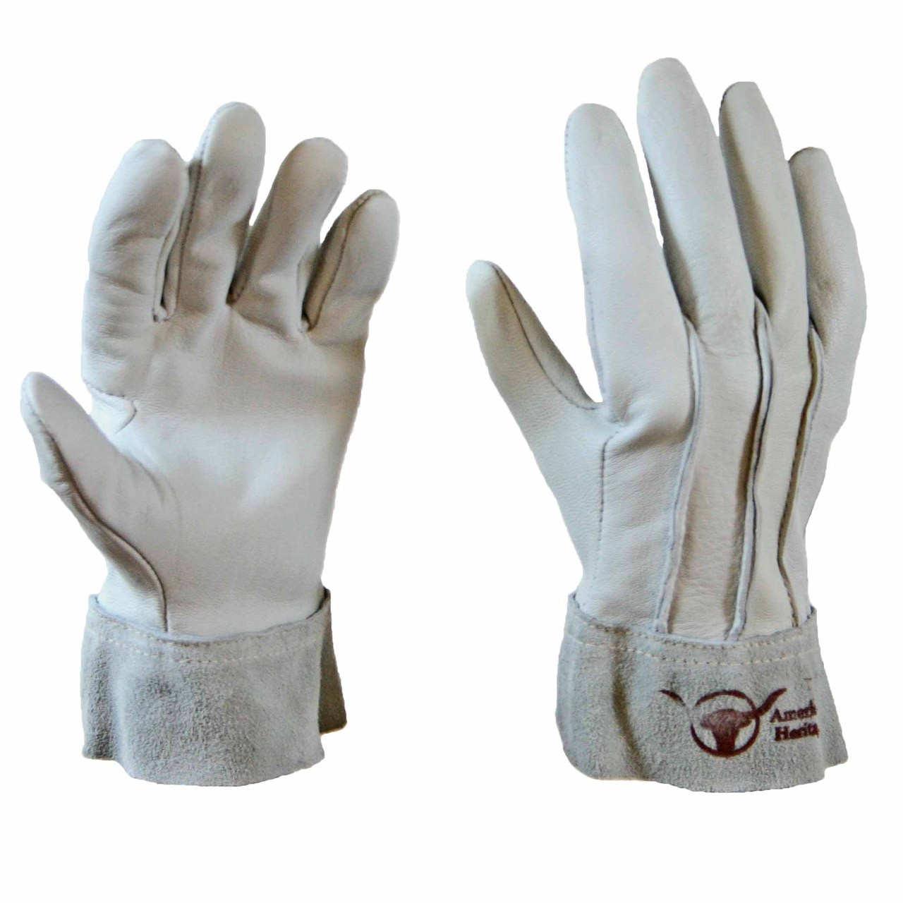 Perfect gardener goatskin gloves bear wallow glove company for Gardening gloves amazon