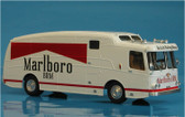1959 Leyland Royal Tiger Worldmaster L.R.T. 3.1 Marlboro-BRM Team Transporter (1972-73) (Built Model or kit)