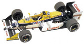 1:43 Kit.  Williams Judd FW12 Brazil 1988