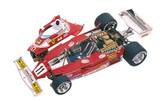 1:43 Kit.  FERRARI 312T2 - 1977 German GP